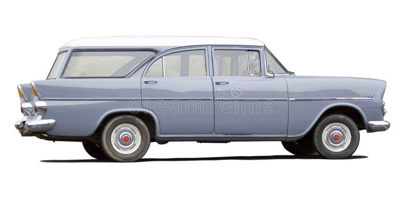 clasic profil för bil arkivfoto