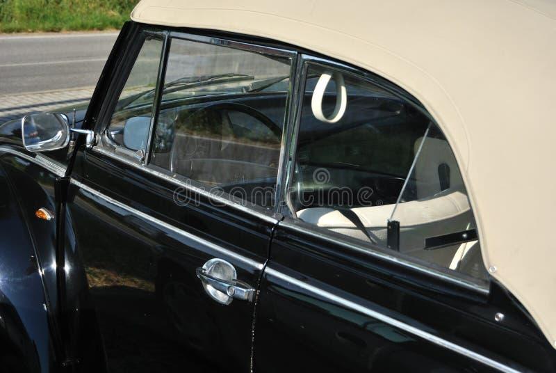 clasic tysk för bil arkivbild