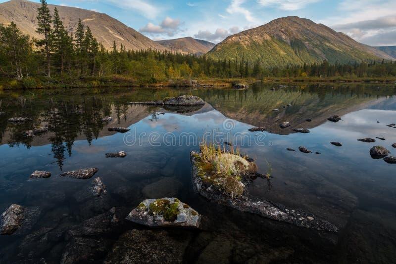 Clasical widok Kuelporr góra obrazy stock