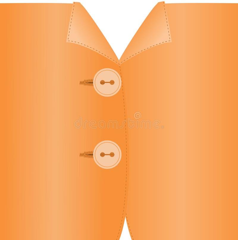 clasped изображение одежд иллюстрация штока