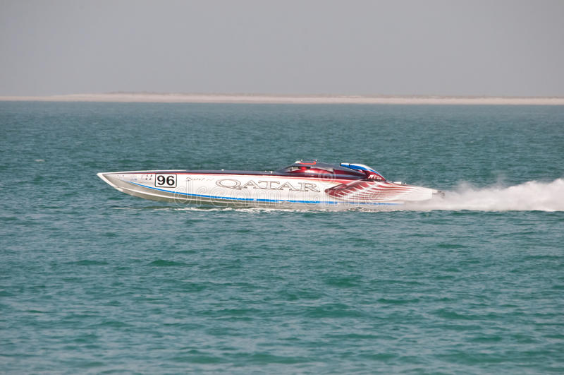 Download Class 1 Racing In Doha Qatar Editorial Stock Photo - Image: 23859768