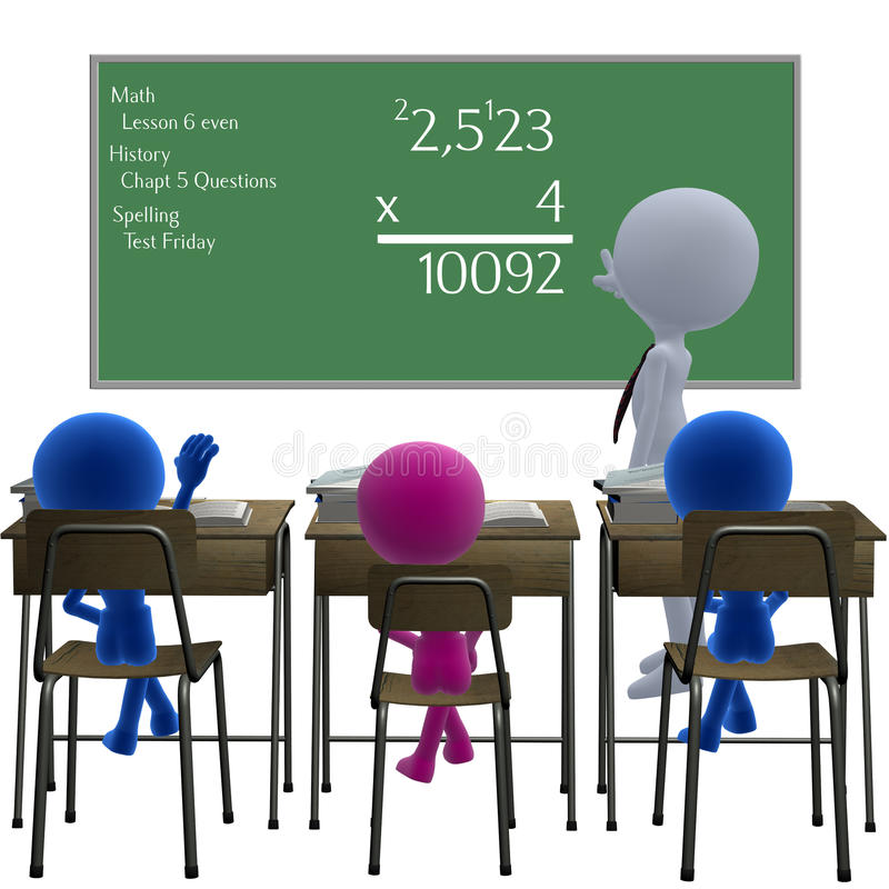 Free Class In Session Stock Images - 15213044