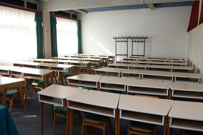 Download Class room stock image. Image of cleanup, orderly, chair - 16149573