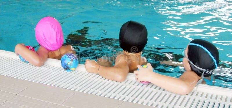 Classe de bain photos stock