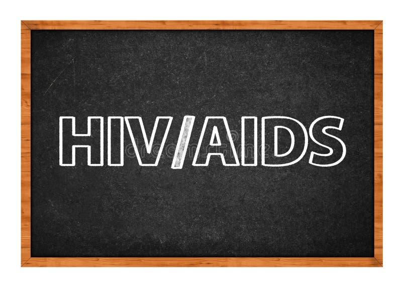Classe dell'AIDS e di HIV immagini stock