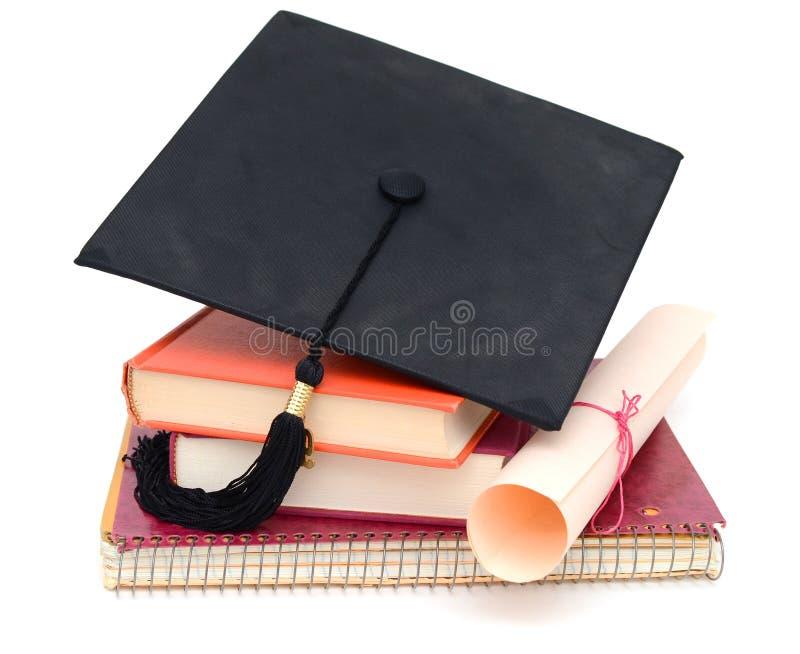 Classe A di laurea immagine stock libera da diritti