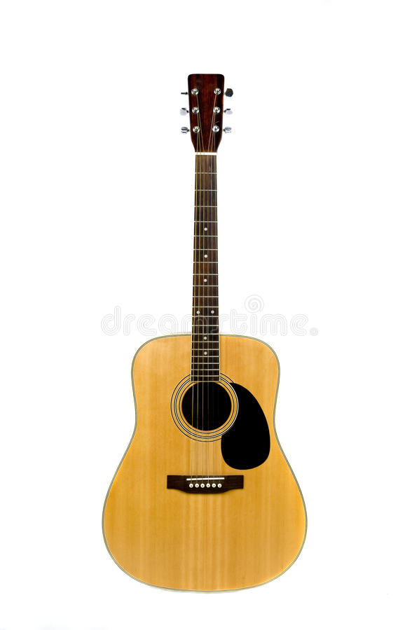 Free Classic Acoustic Guitar Royalty Free Stock Photography - 13937987