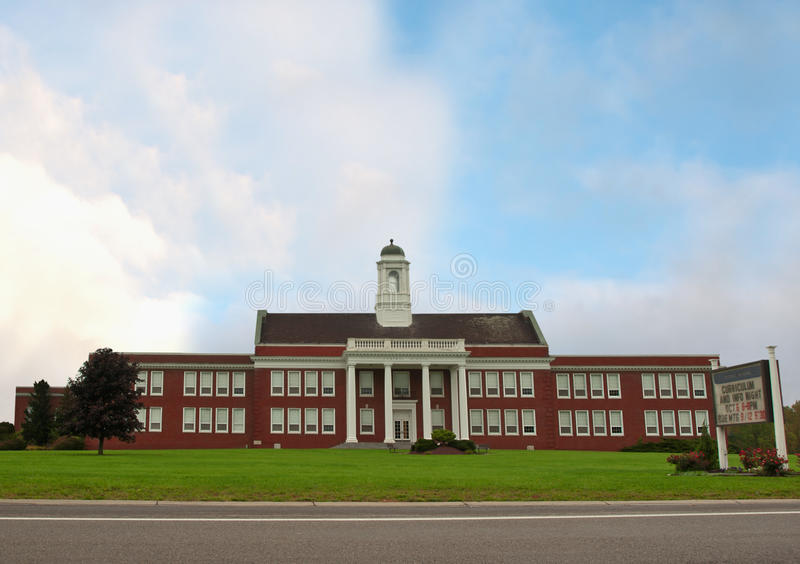 Download Classic american school stock image. Image of classic - 21334809