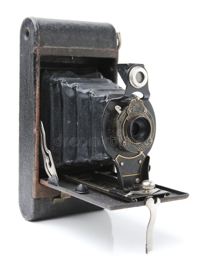 Classic Antique Camera royalty free stock photo