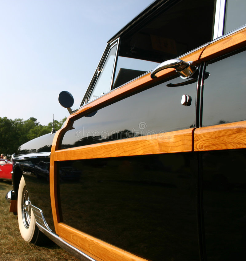 Classic Antique Woody royalty free stock images