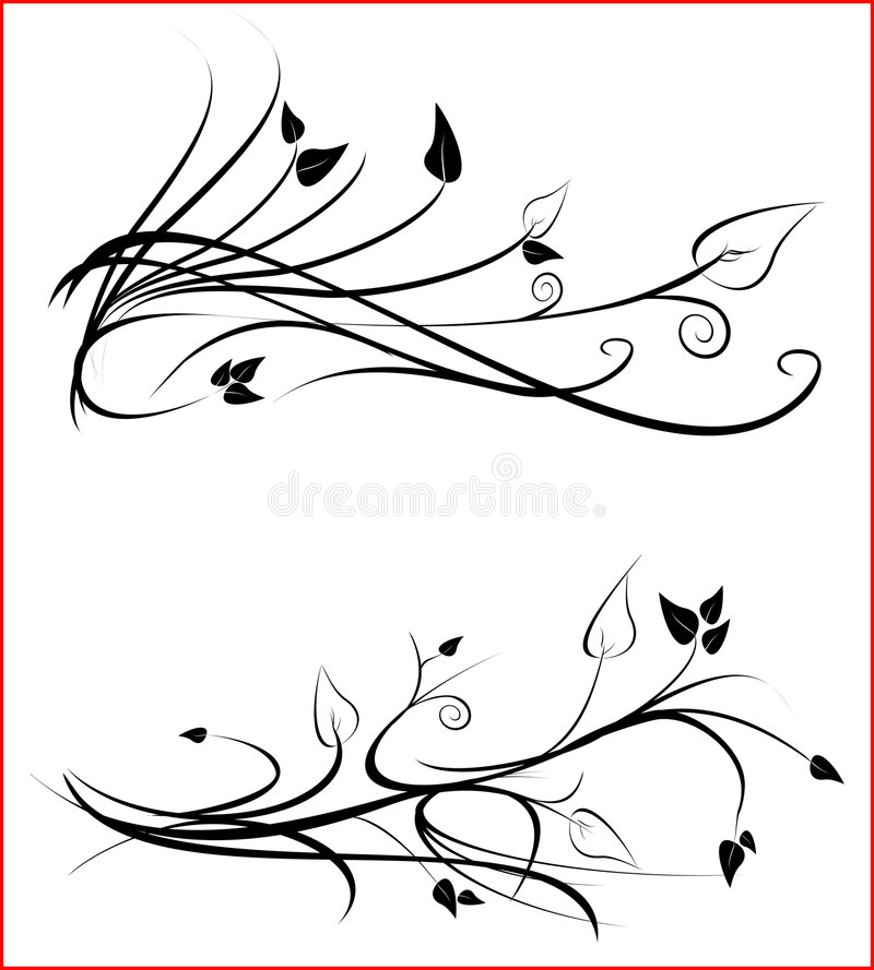 Classic arrangement background