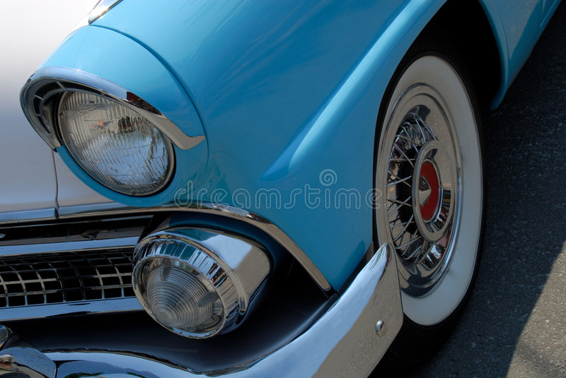 Classic Automobile royalty free stock photos