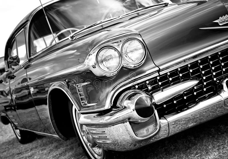 Classic Automobile royalty free stock images