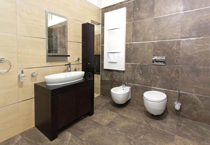 Classic bathroom royalty free stock photo