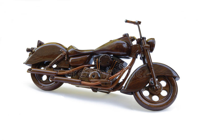 Classic Bike royalty free stock photo