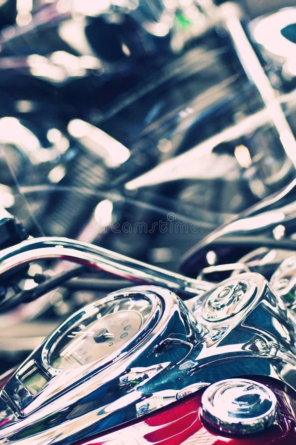 Classic bike speedometer stock images