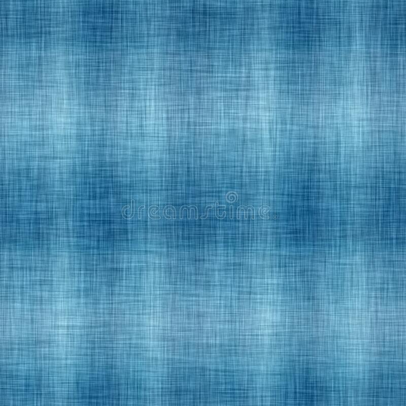 Free Classic Blue Woven Check Masculine Shirt Fabric Texture. Navy Space Dyed Marled Melange Background. Seamless Simple Royalty Free Stock Image - 225688656