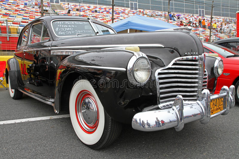 Download Classic Buick Automobile editorial stock image. Image of 1941 - 34173469