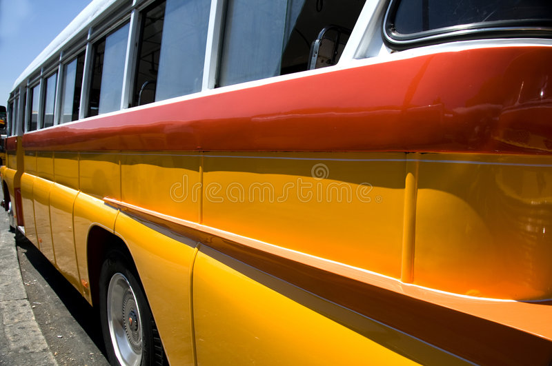 Download Classic bus malta europe stock photo. Image of local, public - 5601378