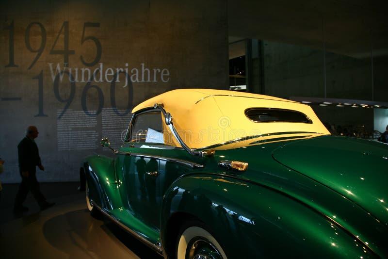 Classic Cabriolet 300 Editorial Photo