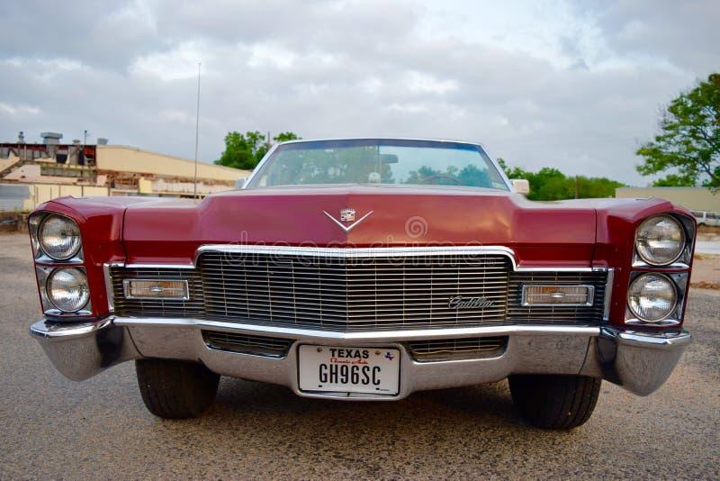 Classic Cadillac royalty free stock photo
