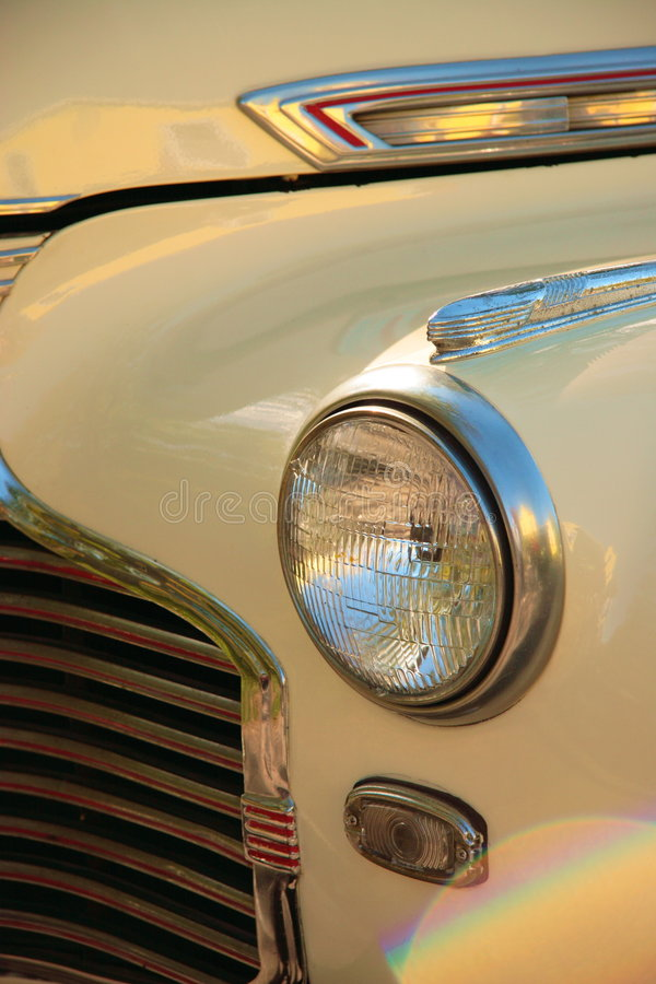 Classic Car 1 stock photography