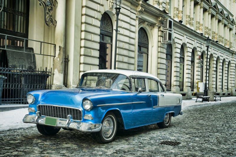Download Classic car stock photo. Image of communist, scene, cityscape - 29387598
