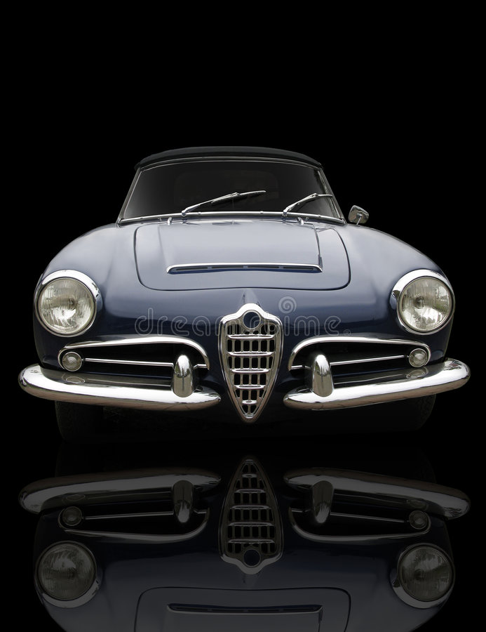 Free Classic Car Royalty Free Stock Photo - 4433605