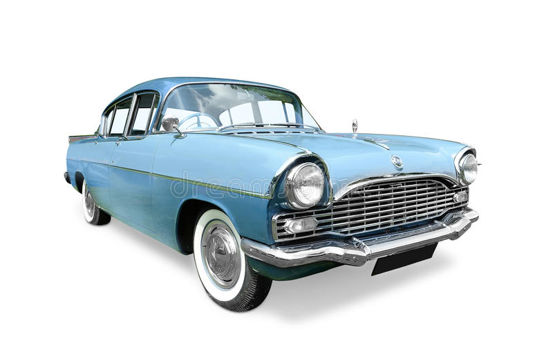 Classic Car royalty free stock photo
