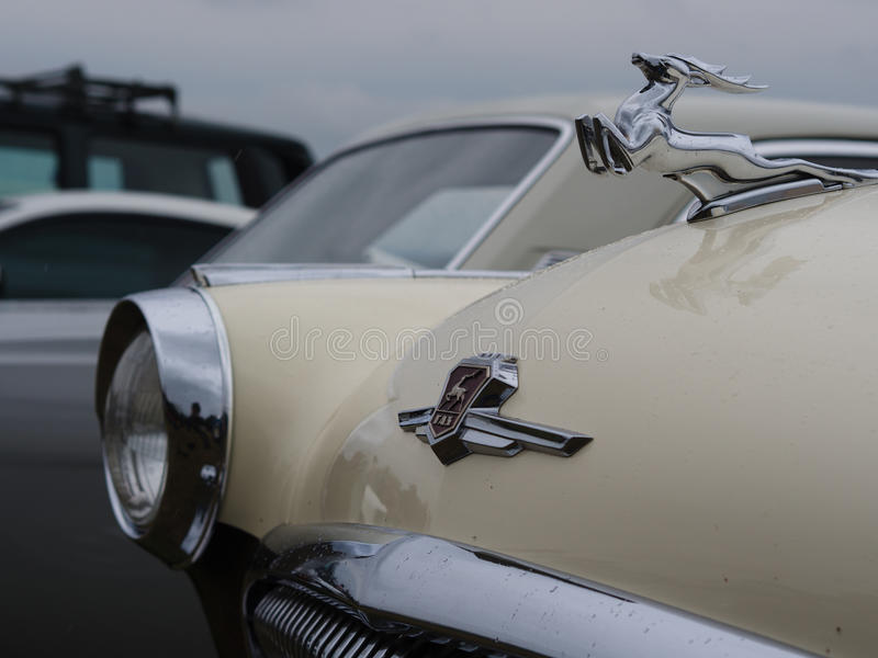 Download Classic Car Details II Editorial Image - Image: 83700430