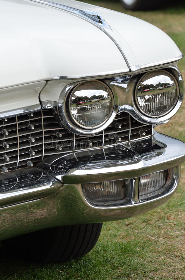 Download Classic Car With Radiator Stock Photos - Image: 33573633