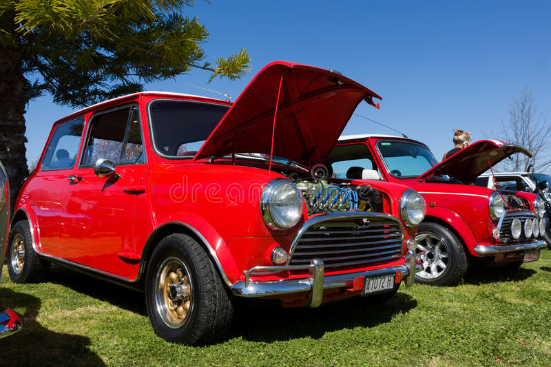 Classic Car Show stock image