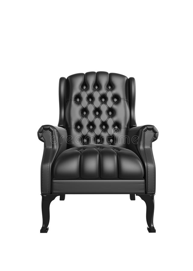 Classic chair vector illustration