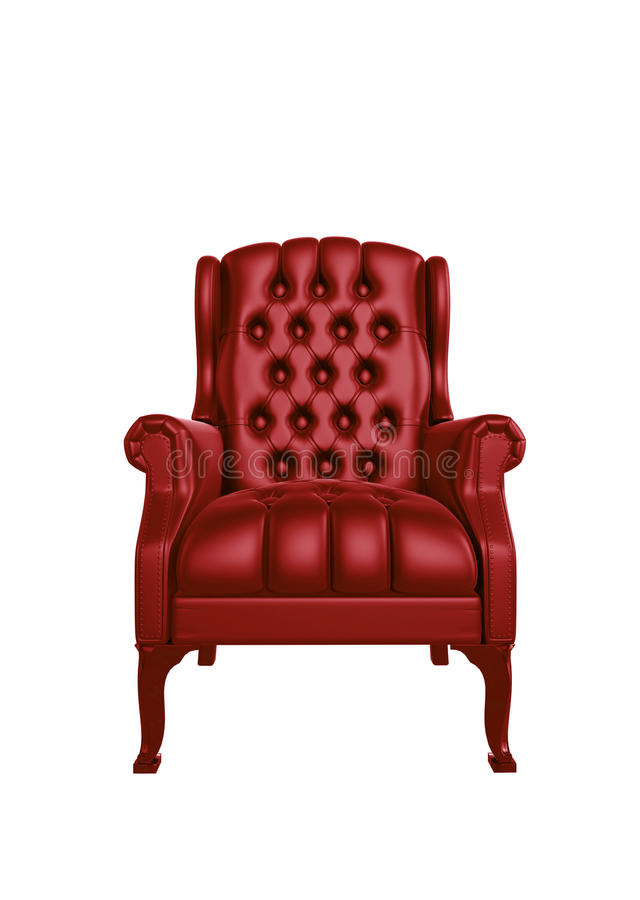 Classic Chair Royalty Free Stock Photos