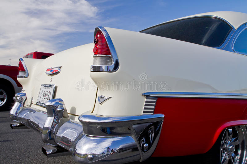 Classic 1955 chevy automobile editorial image image for Auto fair at charlotte motor speedway