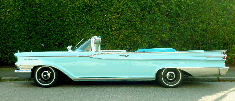 Classic Convertible Car Free Public Domain Cc0 Image