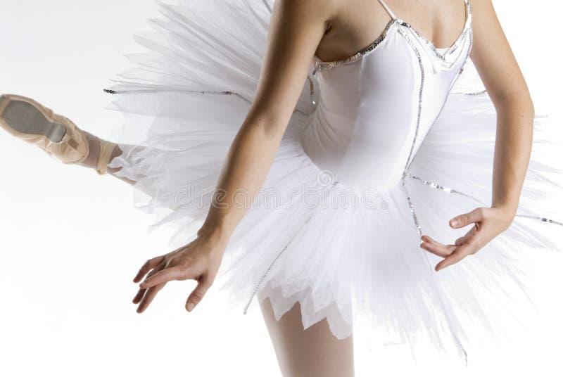 Classic dancer stock photo