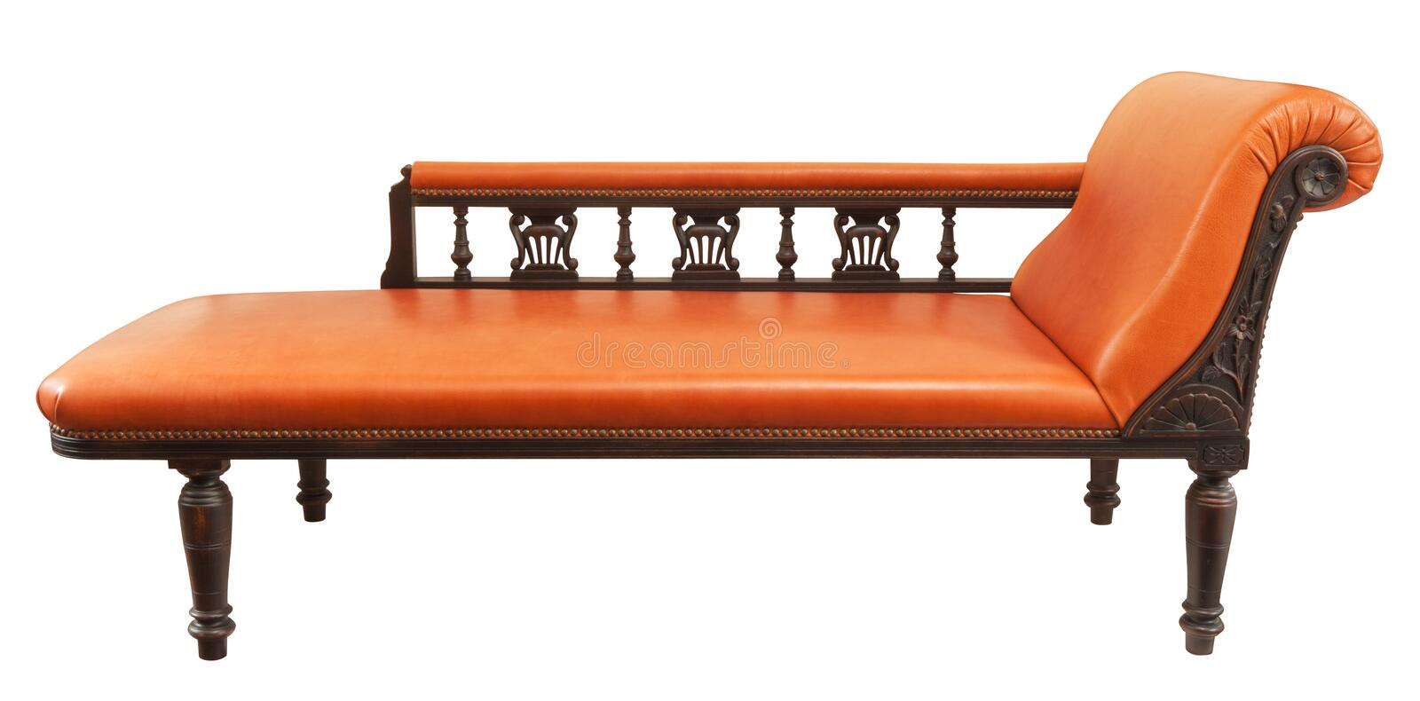 Download Classic daybed stock image. Image of design, classic - 25292949
