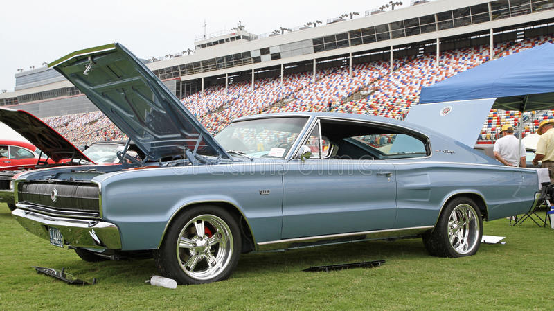 Classic dodge charger automobile editorial photography for Auto fair at charlotte motor speedway
