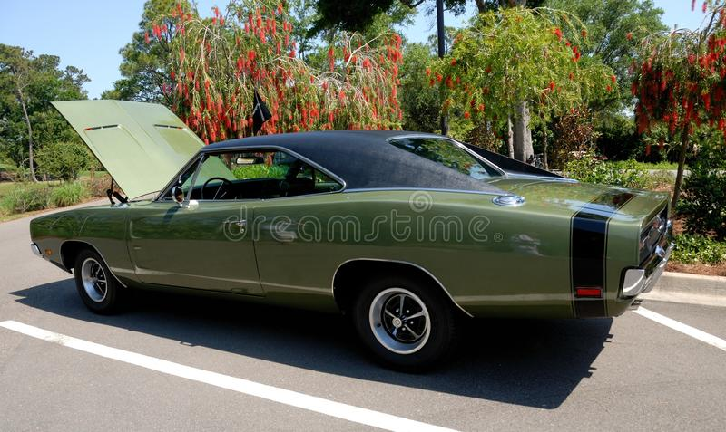 Download Classic Dodge Charger Car Stock Photography - Image: 19464712