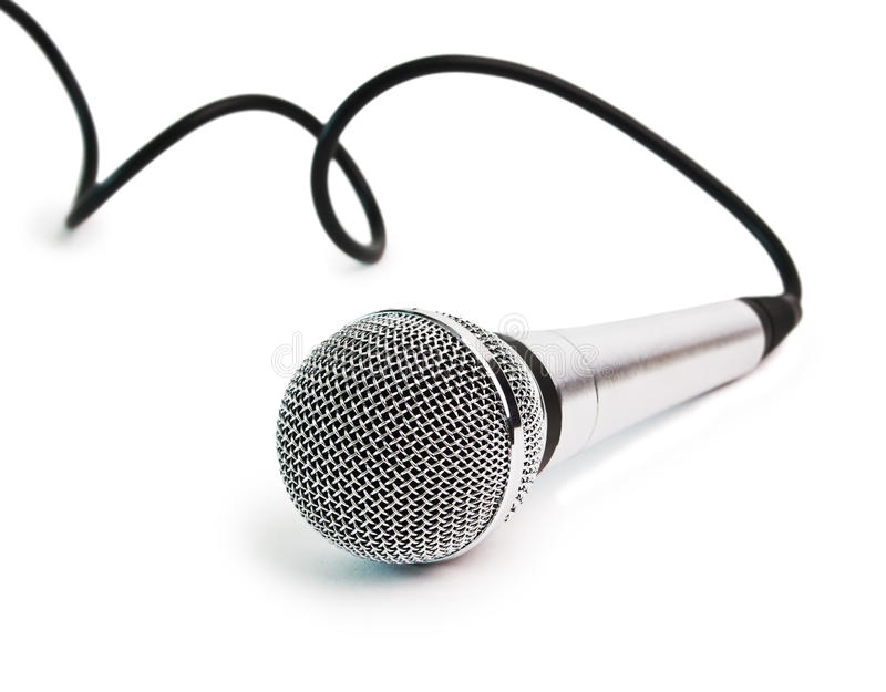 Classic dynamic microphone