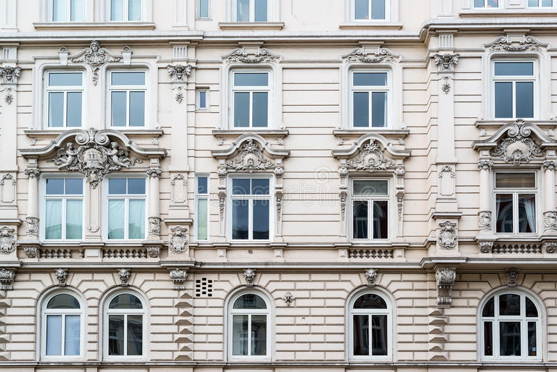 Classic facade stock image image of buildings house for Classic house facades