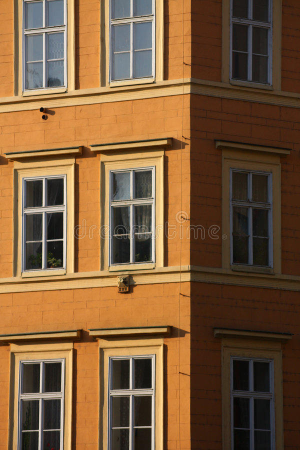 Download Classic facade stock photo. Image of line, exterior, surface - 6768158
