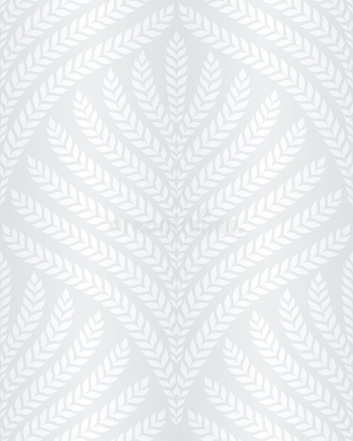 Classic foliage seamless pattern royalty free stock photography
