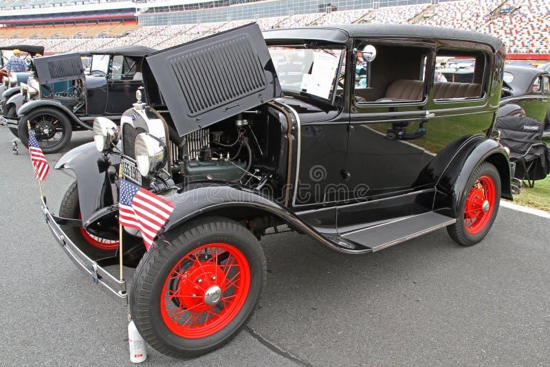Classic Ford Automobile