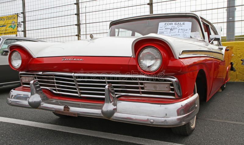 Classic 1957 Ford Automobile