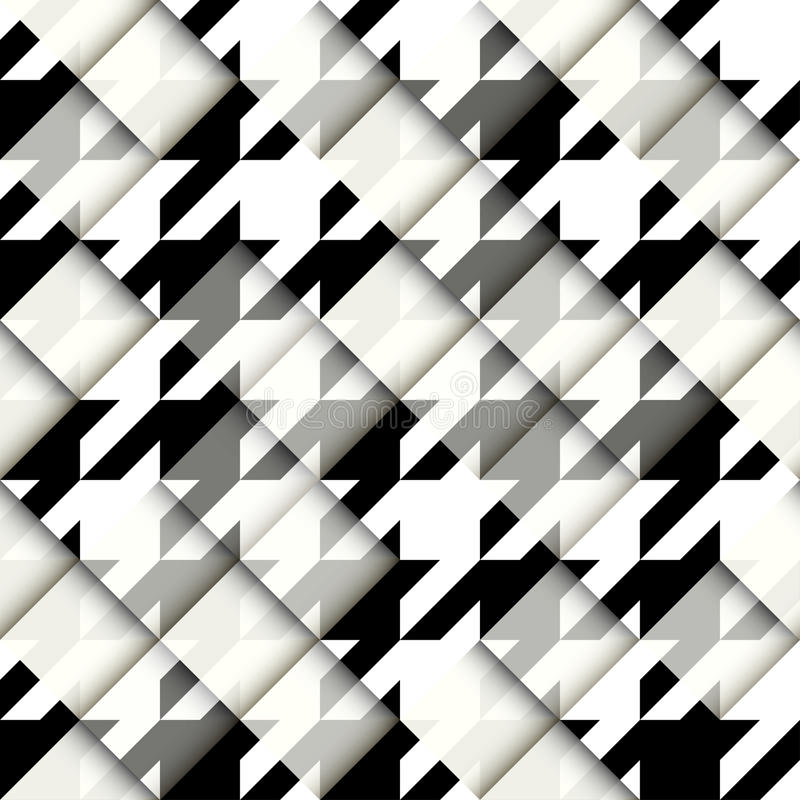 Classic geometric stock illustration