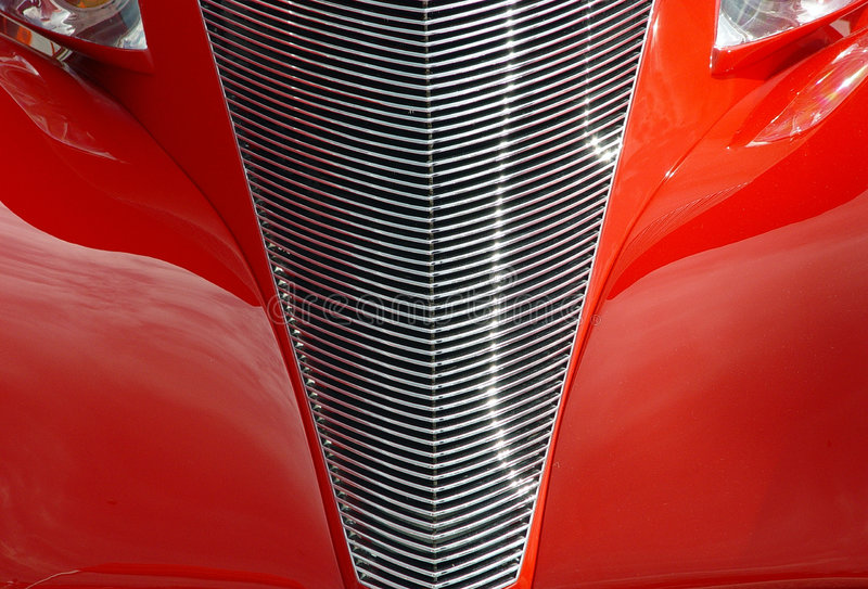 Classic Grille royalty free stock photos