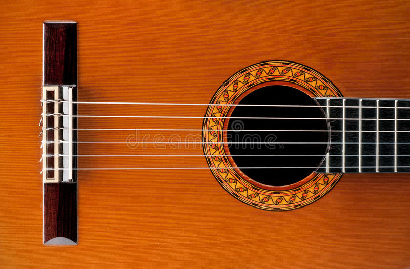 Download Classic guitar stock image. Image of notes, classical - 22304795