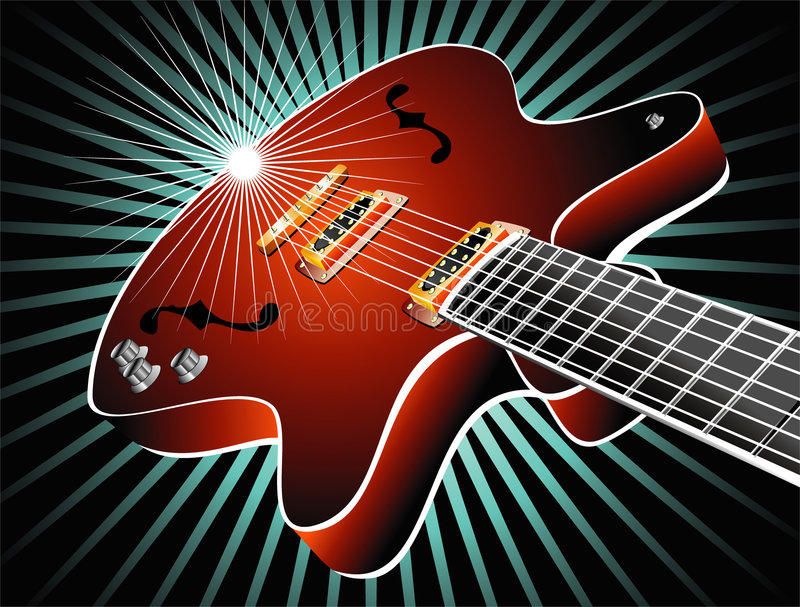 Classic Guitar royalty free stock photography